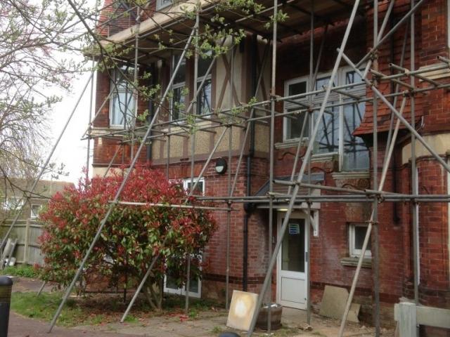 Scaffolding Installation