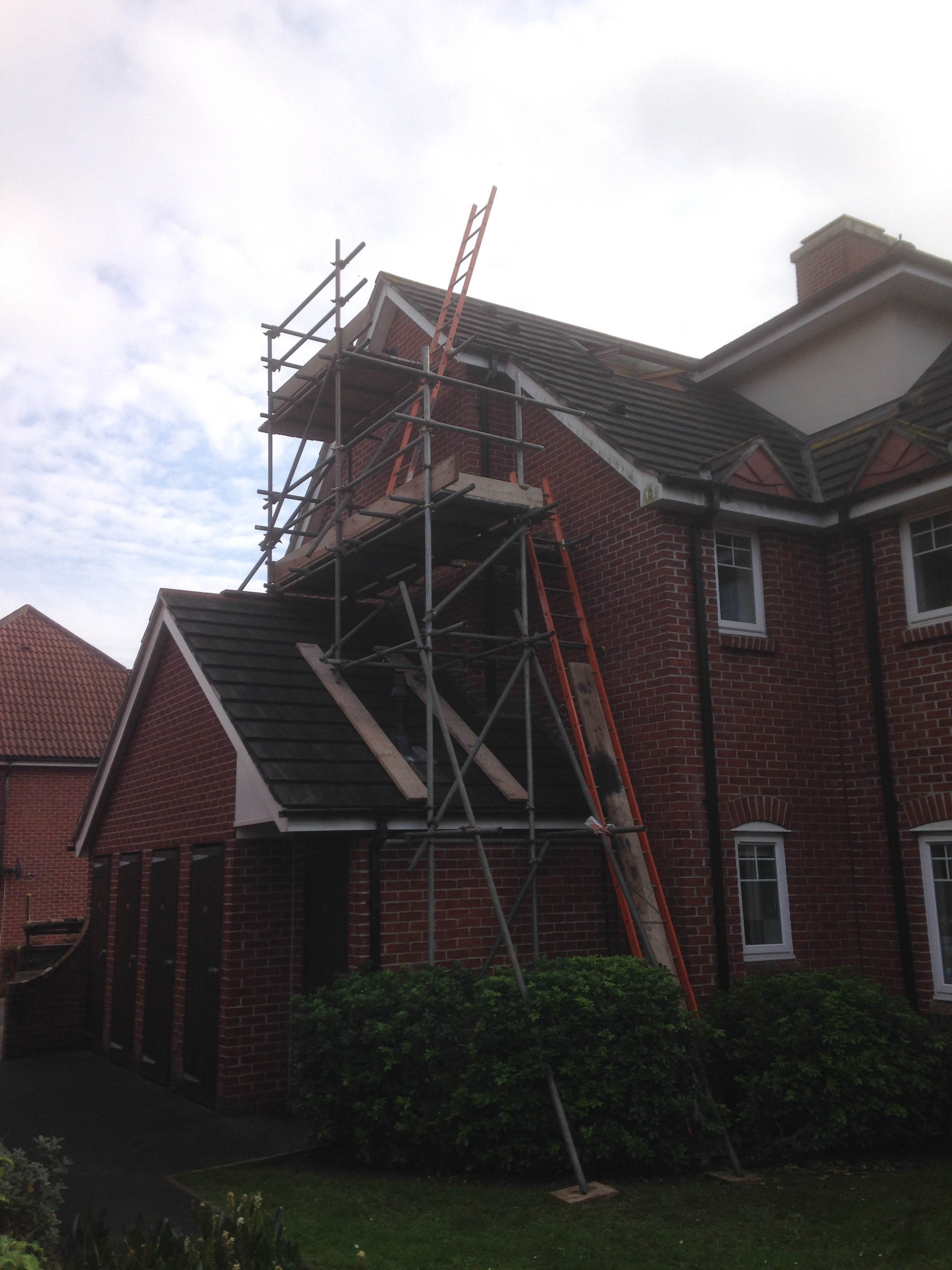 Installation of Scaffolding Systems