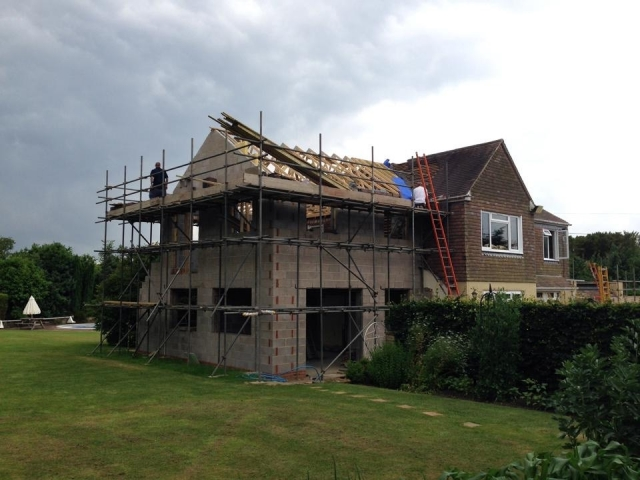 Scaffolding for Extensions