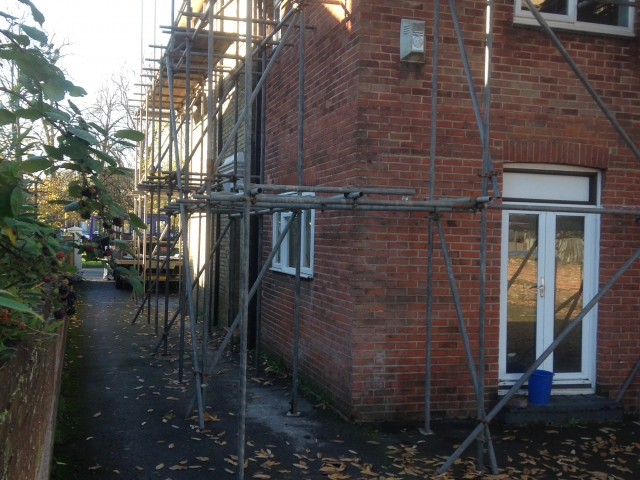 Scaffolding Poles & Boards